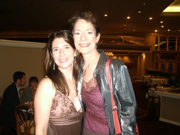 Collette Pollard & Carmen Roman