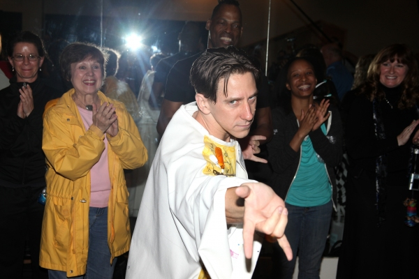 Exclusive Photo Coverage: SPIDER-MAN: TURN OFF THE DARK Gypsy Robe Ceremony