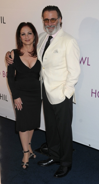 Gloria Estefan, Andy Garcia at The Hollywood Bowl's Opening Night!