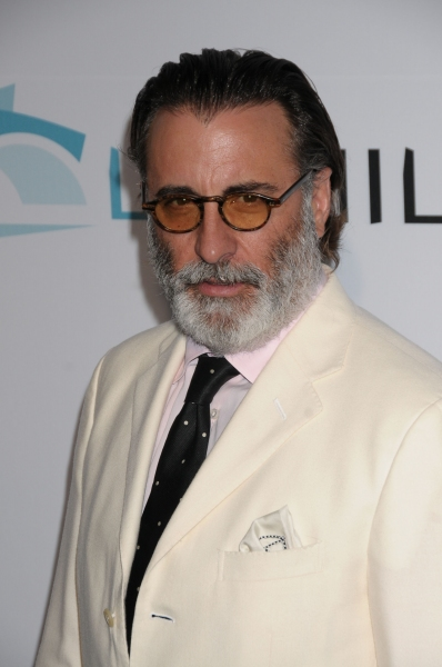 Andy Garcia at The Hollywood Bowl's Opening Night!