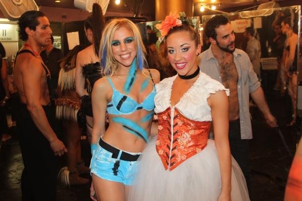 Marina Lazzaretto and Greer Gisy