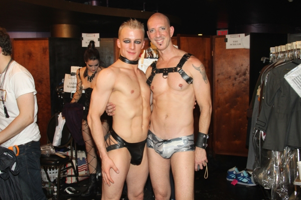 3 at Backstage at BROADWAY BARES XXI
