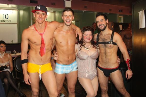 Adam Perry, Jody Wood, Marisa Rosen and Mike Russo