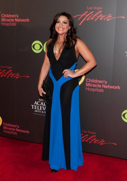 Rachael Ray pictured at The 38th Daytime Emmy Awards at The Las vegas Hilton in Las V Photo