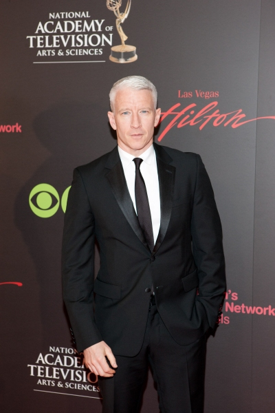 Anderson Cooper pictured at The 38th Daytime Emmy Awards at The Las vegas Hilton in Las Vegas, NV on June 19, 2011. © RD/ Kabik/ Retna Digital