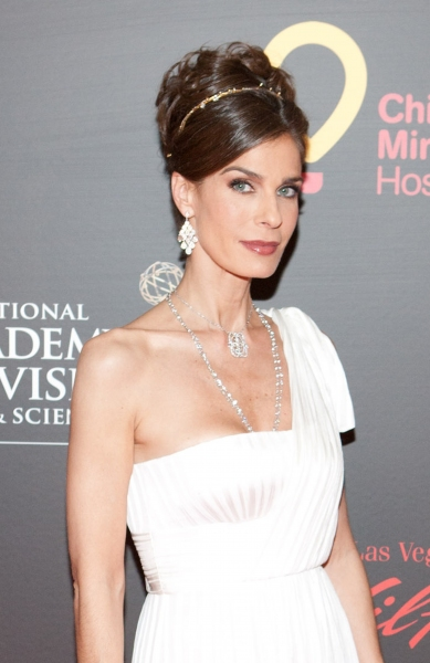Kristian Alfonso pictured at The 38th Daytime Emmy Awards at The Las vegas Hilton in Las Vegas, NV on June 19, 2011. © RD/ Kabik/ Retna Digital