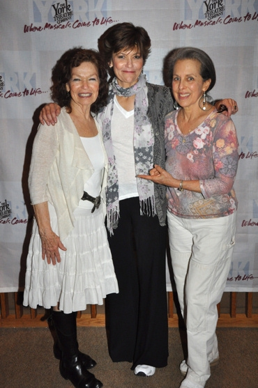 Gretchen Cryer, Margot Rose and Betty Alberin