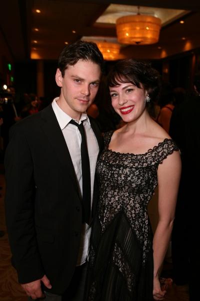 Justin Scott Brown and Jenny Latimer Photo