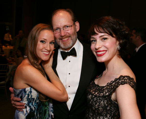 Betsy Morgan, J. Mark McVey and Jenny Latimer