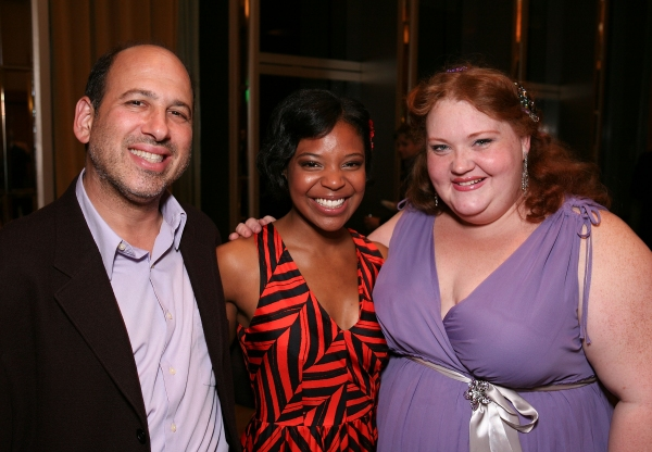 Michael Kostroff, Chasten Harmon and Shawna M. Hamic 
