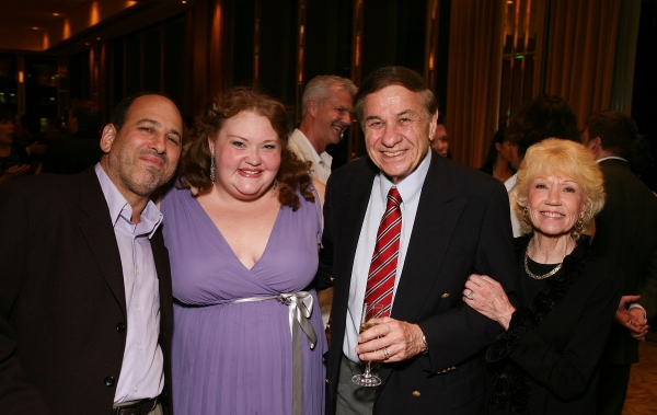 Michael Kostoff and Shawna M. Hamic, Richard Sherman and wife Elizabeth Sherman