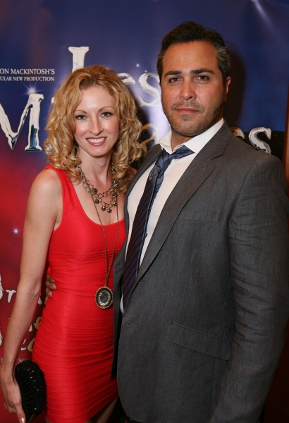 Susan Spencer and Andrew Varela