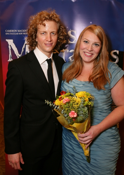 Jeremy Hays and Beth Kirkpatrick 