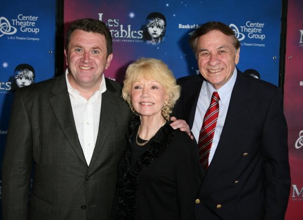 Anthony Lyn, Elizabeth Sherman and Composer Richard Sherman   Photo