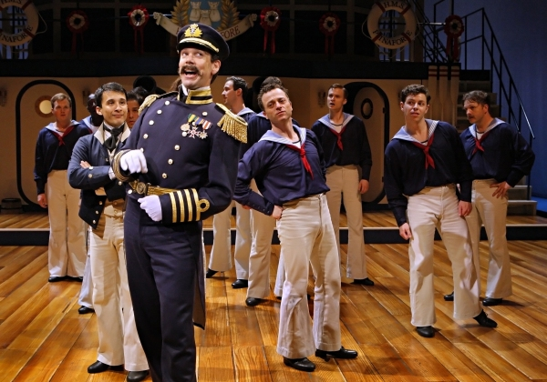 Photo Flash: Guthrie Theatre's H.M.S PINAFORE