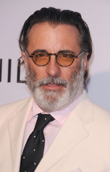 Andy Garcia at the Hollywood Bowl 90th Season Opening Night Hall of Fame Ceremony  Ho Photo