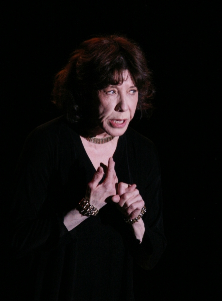 Lily Tomlin at Lily Tomlin Plays Orleans Resort