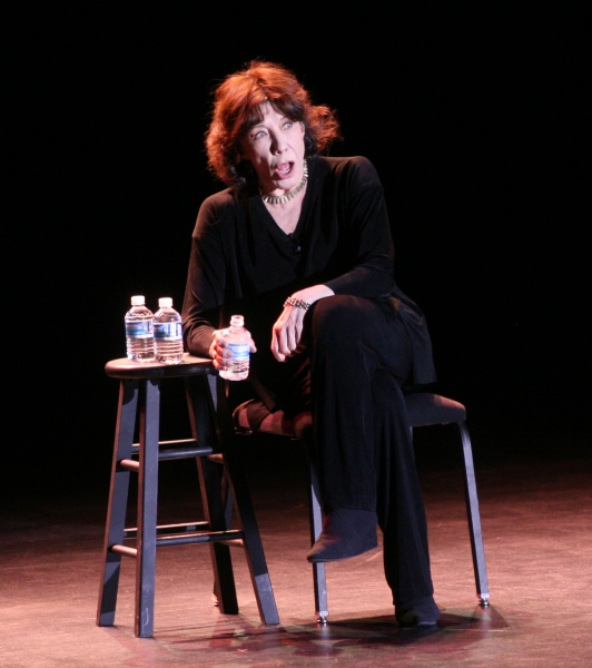 Photo Flash: Lily Tomlin Plays Orleans Resort