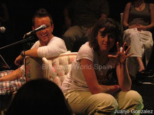 Juan Bey y Sara Perez