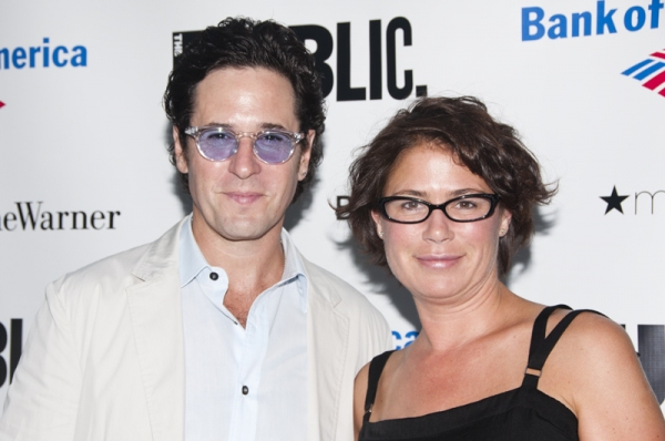 Rob Morrow & Maura Tierney at Shakespeare in the Park Kicks Off with Celebratory Gala!