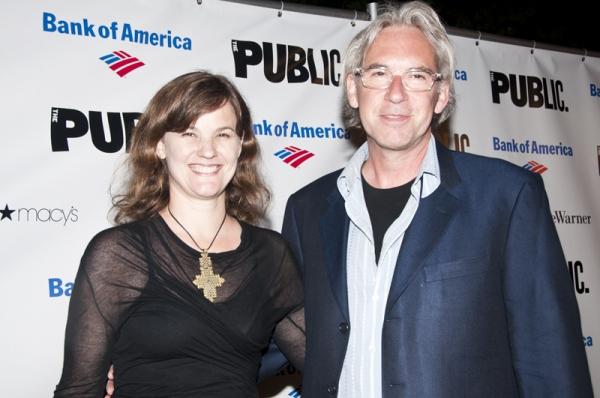 Elizabeth Clancy & David Esbjornson