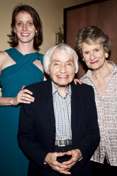 Photo Coverage: Mary Louise Wilson Opens LCT's 4000 MILES
