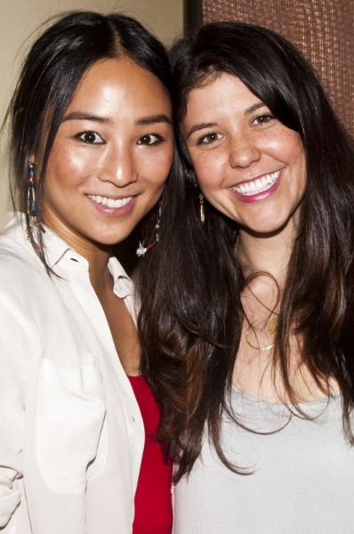 Greta Lee & Zoe Winters
