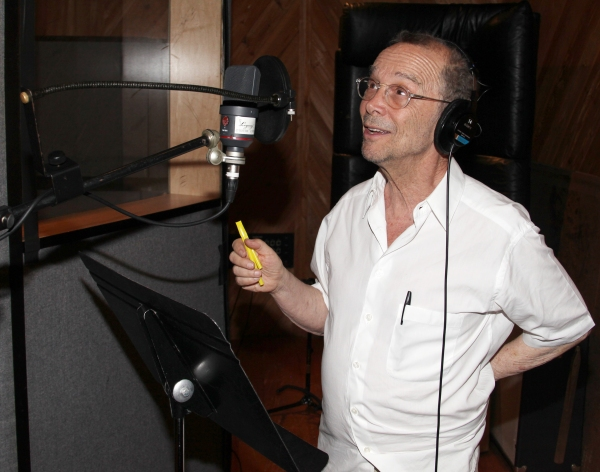 Photos: In the Recording Studio with Sutton Foster and ANYTHING GOES!