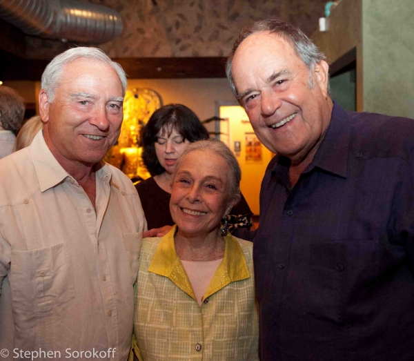 Bruno Quinson, Marge Champion, Laurence Luckinbill