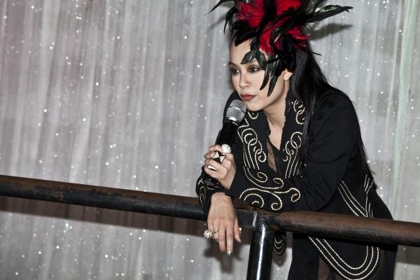Photo Coverage: SPIDER-MAN's T.V. Carpio Plays Splash Bar!
