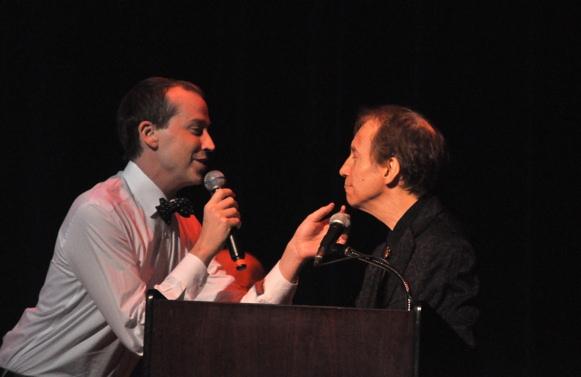 Tyler Maynard and Scott Siegel