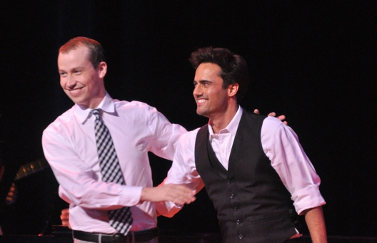 Tyler Maynard and David Burnham