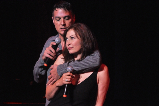 Photo Coverage: JEKYLL & HYDE Stars Robert Cuccioli, Linda Eder, Christiane Noll & More Reunite for Town Hall's Musicals of 1997 Concert!