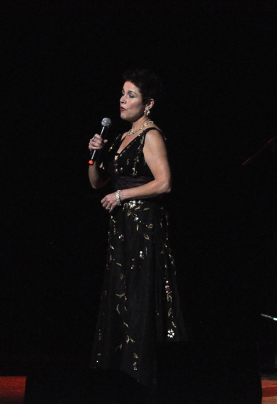 Christine Adreas at JEKYLL & HYDE Stars Robert Cuccioli, Linda Eder, Christiane Noll & More Reunite for Town Hall's Musicals of 1997 Concert!