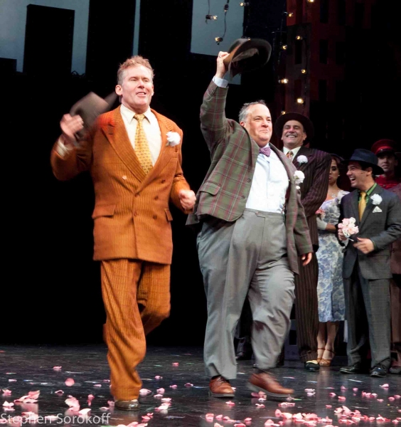 Timothy Shew, Daniel Marcus at Leslie Kritzer, Morgan James & More Open GUYS & DOLLS at Barrington Stage