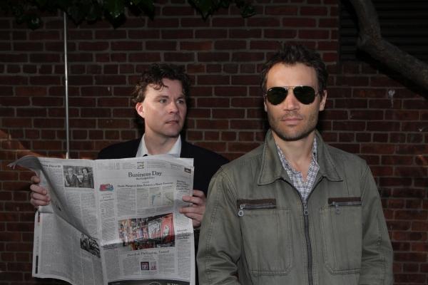 Jeffries Thaiss and Adam Ludwig. Photo Credit: Jimmy Ryan