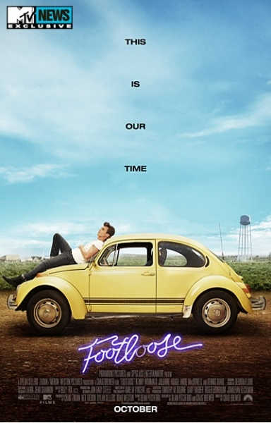 Photo Flash: FOOTLOOSE Movie Poster Revealed!