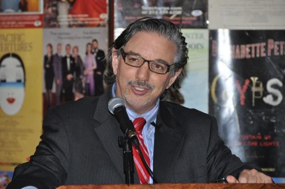 Peter Berger (Chairman of The Off Broadway Alliance)