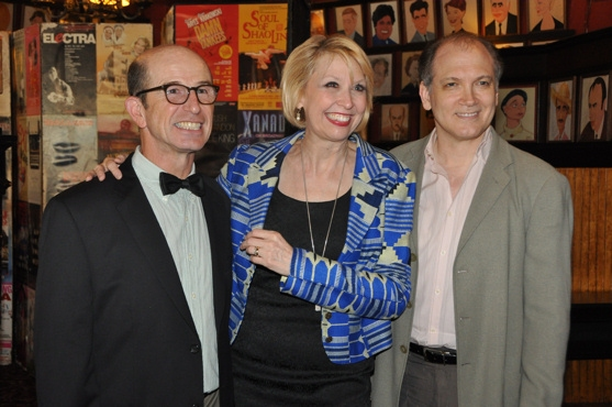 Photo Coverage: Off Broadway Alliance Honors Busch, Halston & More!