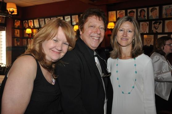 Suzanna Bowling, Robert R. Blume  and Gretchen Shugart Photo
