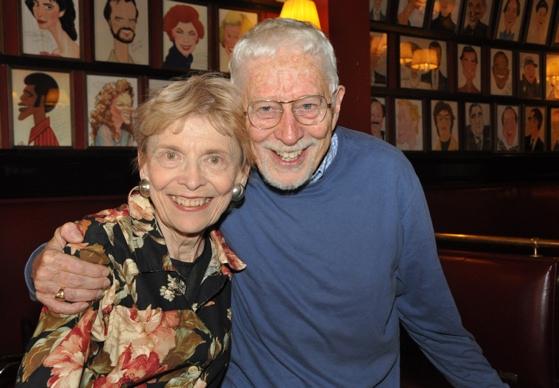 Rita Gardner and Tom Jones