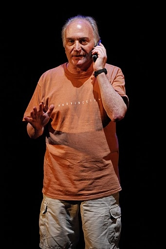 Ike Schambelan, as himself, in Kate Moira Ryan's CURTAIN CALL Photo