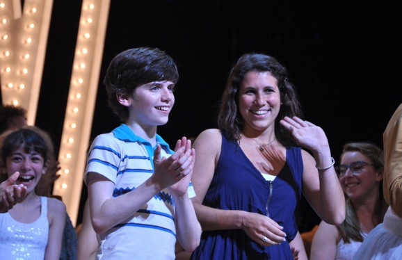 Photo Coverage: BILLY ELLIOT Welcomes 1.5 Millionth Audience Member!