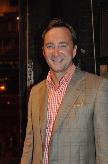 Clinton Kelly at BILLY ELLIOT Welcomes 1.5 Millionth Audience Member!