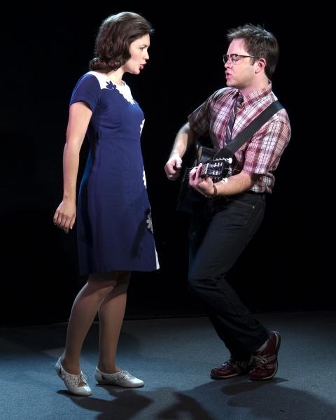 Rachel Spencer Hewitt and Ian Leonard Photo