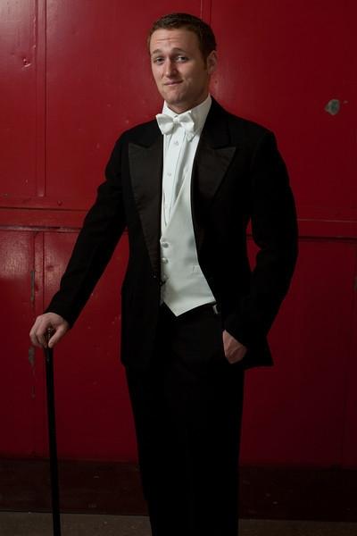Nate Huntely as Baron Felix Von Gaigern
