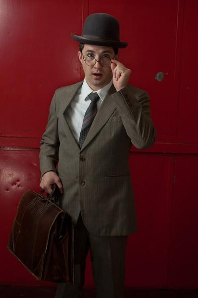 Brian Marshall as Otto Kringelein