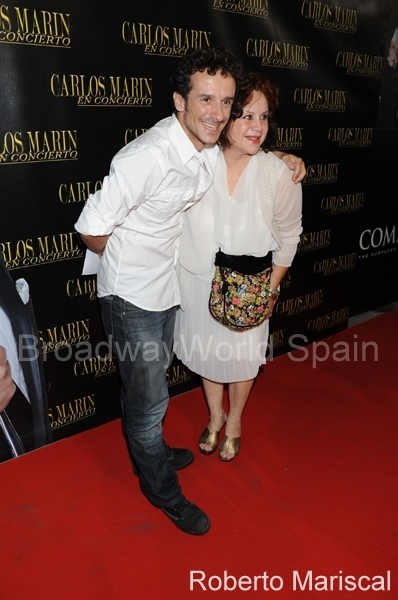 Victor Ullate y Carmen Roche
