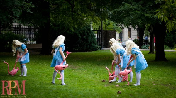 Photos: The National Ballet of Canada's MAD HOT WONDERLAND