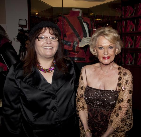 Meggie Hale and Tippi Hedren